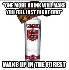 Damn You Smirnoff!