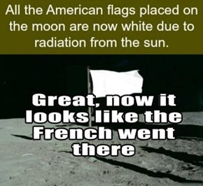 We Surrendered The Moon? To Who?