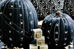 Frighteningly-Good Word Search Pumpkins