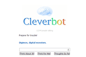 Why Cleverbot! WHY!