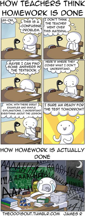 I'm Not Sure Even Teachers Think That