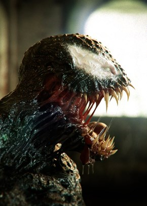 Awesome Venom 3D Art