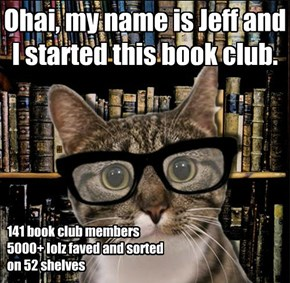 JeffCat's Book Club