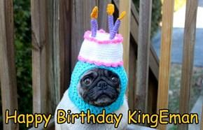 Happy Birthday KingEman