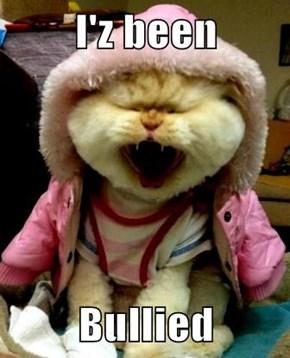 I'z been  Bullied
