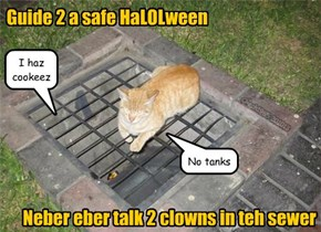 Guide 2 a safe HaLOLween