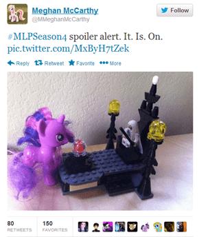 Meghan McCarthy Spoils Season 4