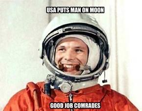 Good Guy Yuri Gagarin