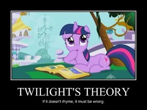 TWILIGHT'S THEORY