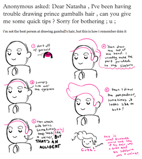 Can't Unsee These Weird Things About Prince Gumball's Hair
