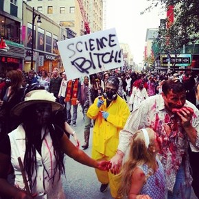 Science Prevents Zombies