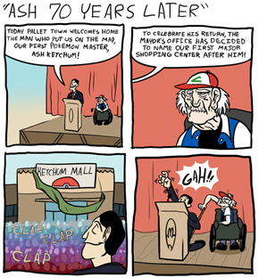 Ash 70 Years Later