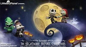 Nightmare Before Christmas Coming to LittleBigPlanet!