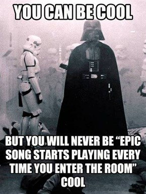 The Imperial March is Cool
