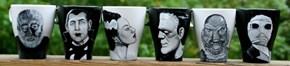Movie Monster Coffee Mugs