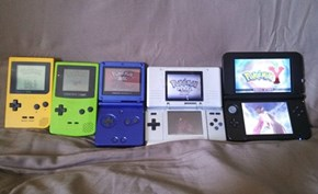 Handheld Evolution