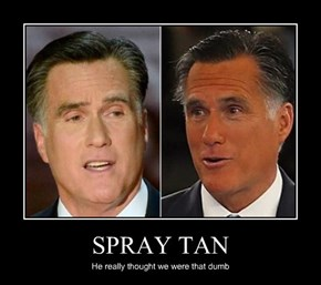 SPRAY TAN