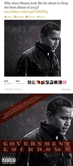President Obama's Got A New Album