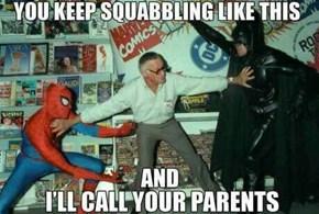 Stan Lee Intervenes