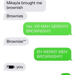 Dem Brownish