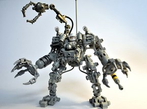This LEGO Exo-Suit Will be Available for Purchase Soon!