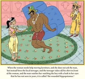 "A Page from the ""Married Kama Sutra"""
