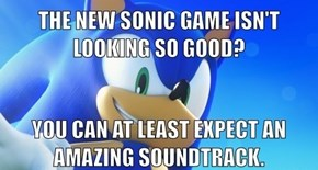 The Best Thing About Sonic Games