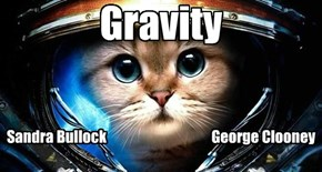 Gravity: A five star, white knuckle ride.