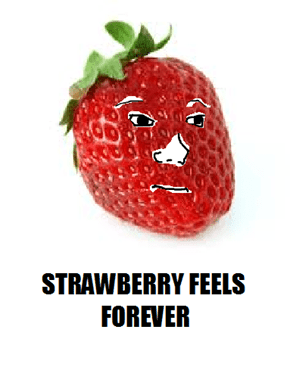 Strawberry Feels Forever