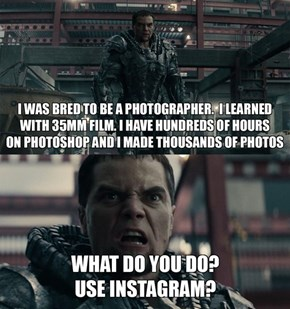 Do You Think You're a Photographer?