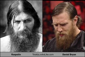 Rasputin Totally Looks Like Daniel Bryan