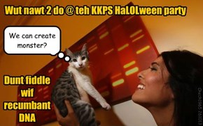 Wut nawt 2 do @ teh KKPS HaLOLween party