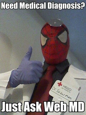 Dr. Spiderman