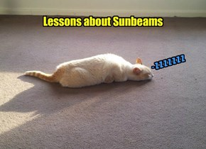 Lessons about Sunbeams