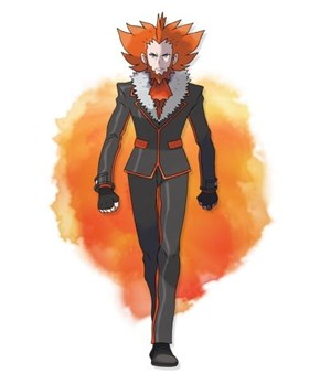Lysandre official artwork