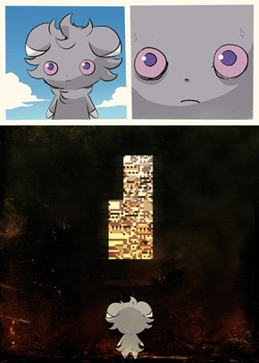 What Did Espurr See?