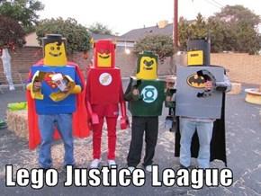 Lego Justice League