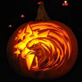 No Pumpkin Could Be Better Than This