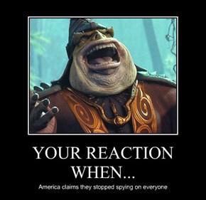 YOUR REACTION WHEN...
