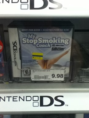 Because Smoking is Rated E
