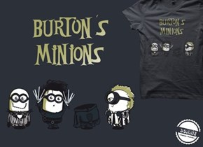 What If Tim Burton Made Despicable Me?