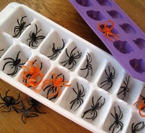 Add Some Spooky Spiders to Your Cocktails!