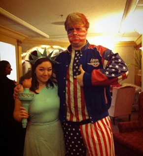 Halloween Success Level: 'MURICA