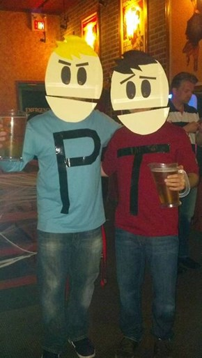 These Incredibly Lazy Costumes are Also Impressively Accurate