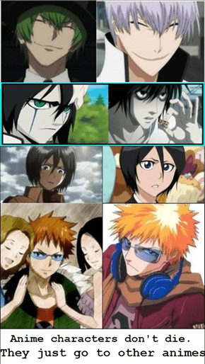 Bleach is the Hub