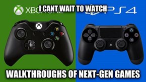This is Next Gen for the People Who Can't Afford It