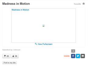 Motion FAIL