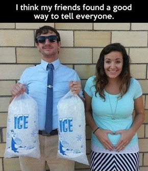 This Couple Wants to Breaking the Ice