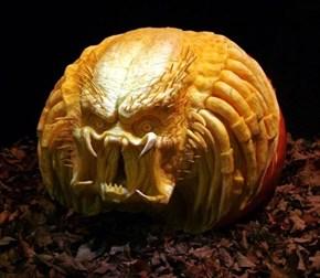 Predatory Pumpkin
