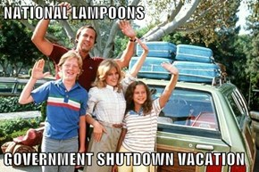 NATIONAL LAMPOONS  GOVERNMENT SHUTDOWN VACATION